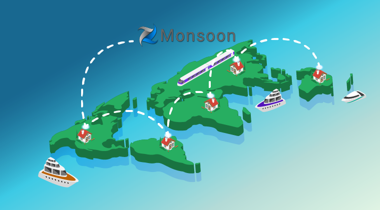 monsoon map live