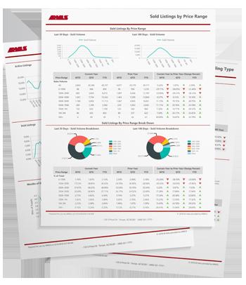 Sample RapidStats reports.
