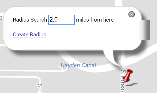 Create-Radius-Push-Pin-Map-Search-Flexmls