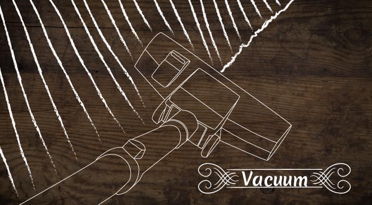 Vector vacuum