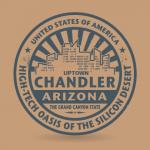 Chandler AZ sign