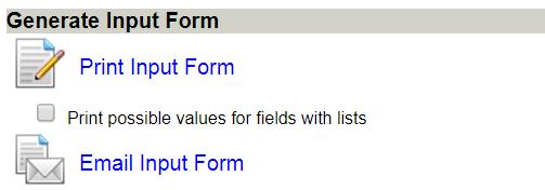 Screenshot of Add/Change field in flexmls