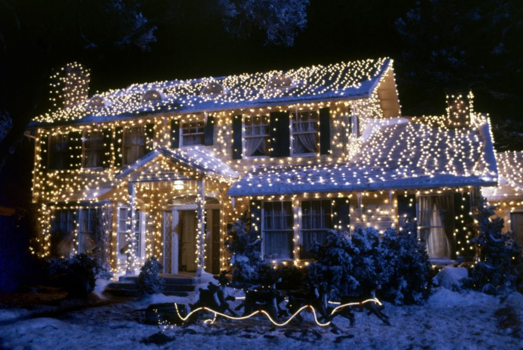 image of the home from National Lampoon's Christmas Vacation