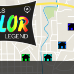 Screenshot of Flexmls Color Legend
