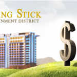 Talking Stick Casino with dollar sign in front of it