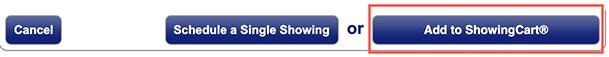 Screenshot of the Add to Showingcart option