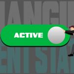 Changing Agent Status