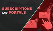 Subscriptions & Portals