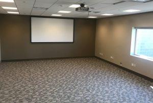 Training room of armls support center