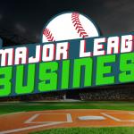 Text: Major League Business