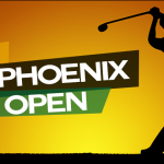 2019 Phoenix Open with dollar sign