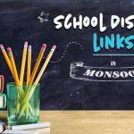 Desk with Chalkboard school district link