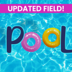 Water with Pool field changes