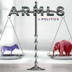 ARMLS Politics text with scale graphic