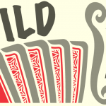Deck of cards with the word wild on them