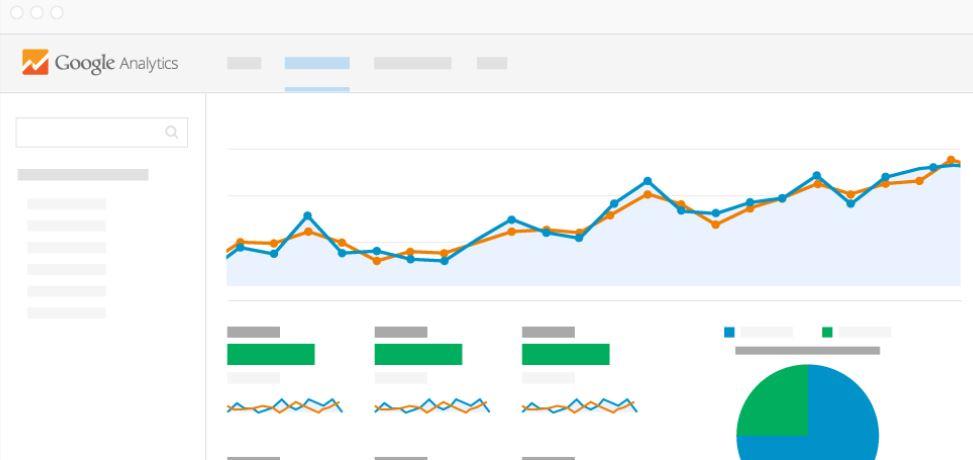 example of google analytics