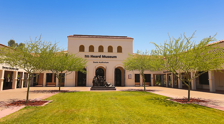 Exterior of the Head Museum