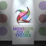 Monsoon color themes