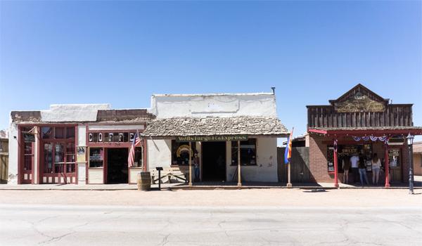 Saloon in Tombstone, AZ