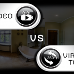 Graphic of video and virtual tour