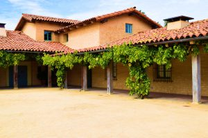 Santa Barbara/Tuscan style house